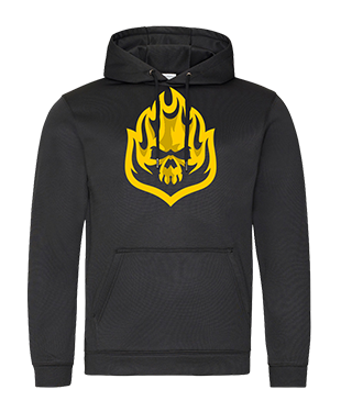 Dead Limit - Sports Polyester Hoodie