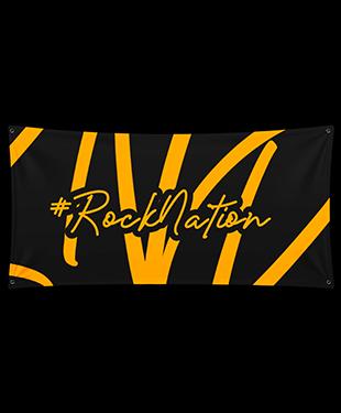 DeeRockUK - Wall Flag