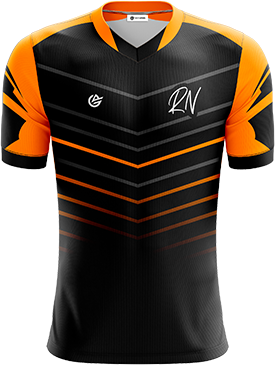 DeeRockUK - Short Sleeve Esports Jersey