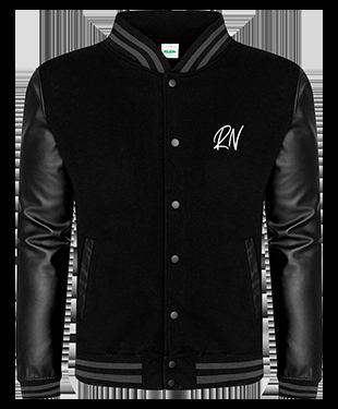 DeeRockUK - Letterman Jacket