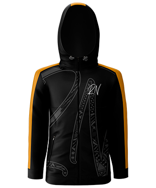DeeRockUK - Bespoke Windbreaker Jacket