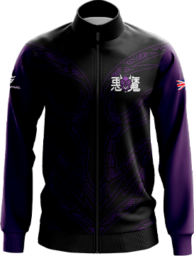 Demonica Esports - Bespoke Player Jacket