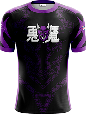 Demonica Esports - Pro Short Sleeve Esports Jersey