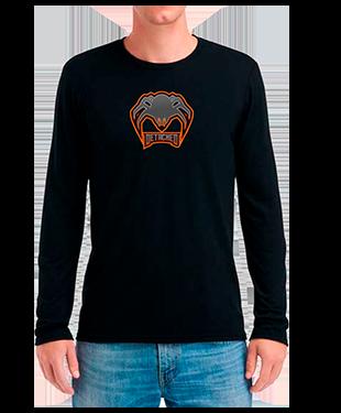 Detached - Long Sleeve Tri-Blend T-Shirt
