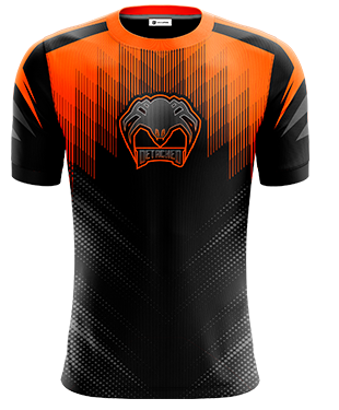 Detached - Short Sleeve Esports Jersey