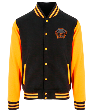 Detached - Varsity Jacket