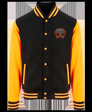 Detached - Varsity Jacket