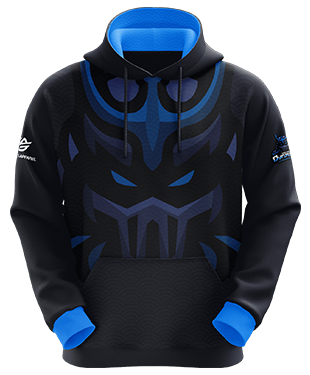 Digital Dynasty - Esports Hoodie without Zipper
