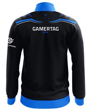 Digital Dynasty - Esports Player Jacket