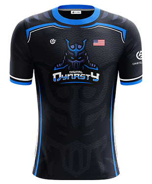 Digital Dynasty - Short Sleeve Esports Jersey