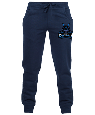 Digital Dynasty - Slim Cuffed Jogging Bottoms