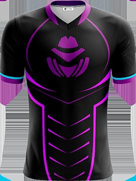 DiscreetHQ - Short Sleeve Esports Jersey