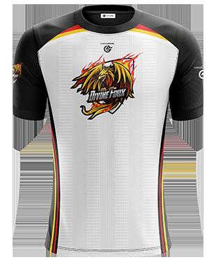 Divine Finix - Short Sleeve Esports Jersey