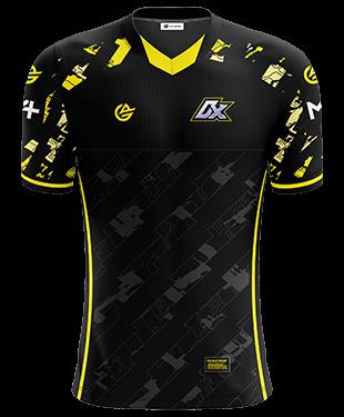 Double Cross Esports - Short Sleeve Esports Jersey