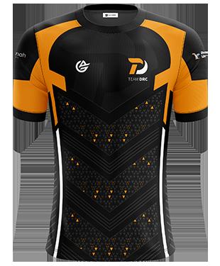 Team DRC - Short Sleeve Esports Jersey