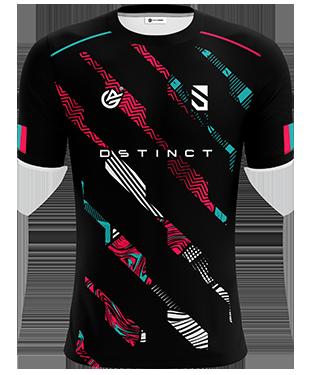 TEAMDSTINCT - Pro Short Sleeve Esports Jersey