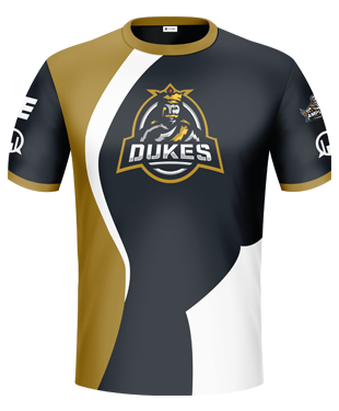 Dukes eSports - Player Jersey 2017