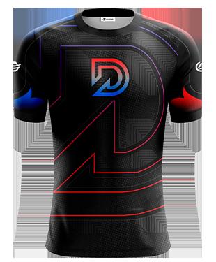 DURRMINATORR - Short Sleeve Esports Jersey