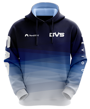 Devious Gaming - Esports Hoodie without Zipper