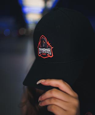Dynamik Clan - Stretch-Fit Baseball Cap