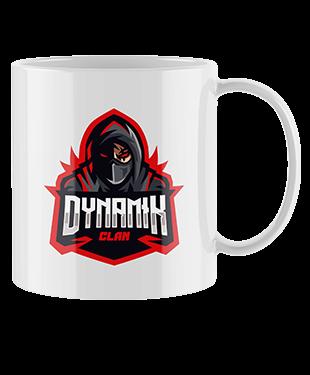 Dynamik Clan - Mug