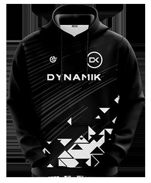 Dynamik Clan - Bespoke Hoodie