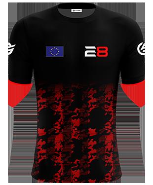 E8 - Short Sleeve Esports Jersey