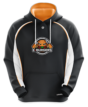 EBurgers - Esports Hoodie without Zipper
