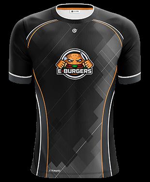 EBurgers - Short Sleeve Esports Jersey