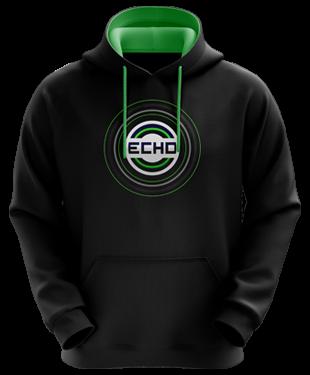 EcHo - Contrast Hoodie