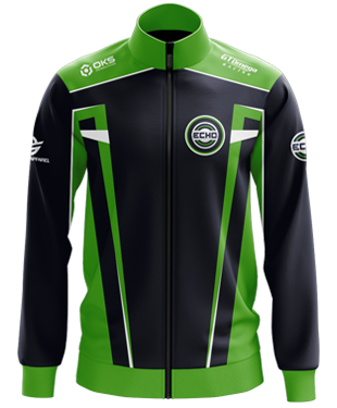 EcHo - Esports Jacket - Blue