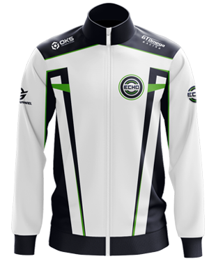 EcHo - Esports Jacket - White