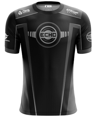 EcHo Gaming - Pro Jersey - Blackout