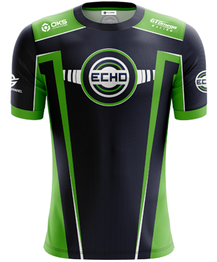 EcHo Gaming - Standard Jersey - Blue