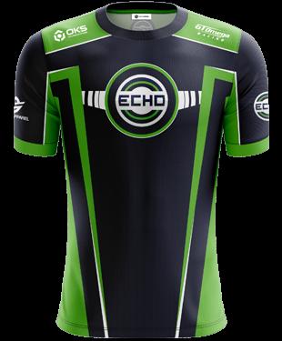 EcHo Gaming - Standard Jersey - Blue