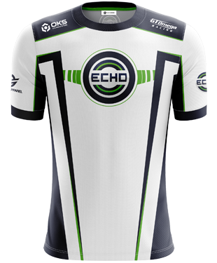 EcHo Gaming - Standard Jersey - White