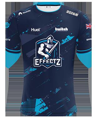 Effectz - Short Sleeve Esports Jersey