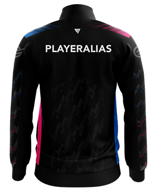 eQuality Gaming - Bespoke Player Jacket