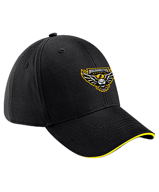 Disconnected Esports - 6 Panel Cap