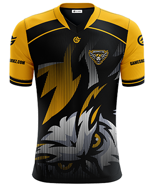 Disconnected Esports - Short Sleeve Esports Jersey