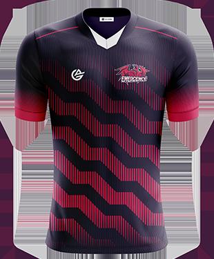 Emergence - Short Sleeve Esports Jersey