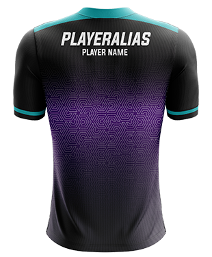 eNcore - Short Sleeve Esports Jersey