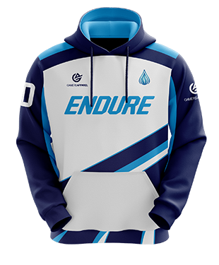 EndureGG - Esports Hoodie without Zipper