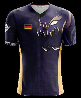 eNightmare - Short Sleeve Esports Jersey
