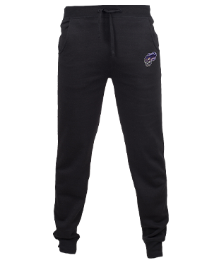 eNightmare - Slim Cuffed Jogging Bottoms