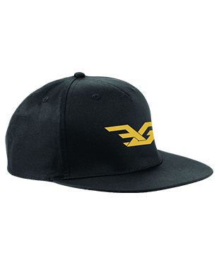 Enjoy Gaming - Gold Logo - 5 Panel Snapback Cap