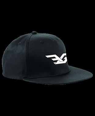 Enjoy Gaming - White Logo - 5 Panel Snapback Cap