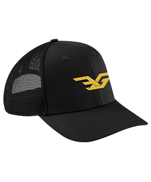 Enjoy Gaming - Gold Logo - Urbanwear Trucker