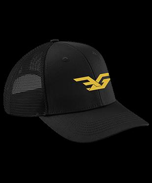 Enjoy Gaming - Gold Logo - Urbanwear Trucker