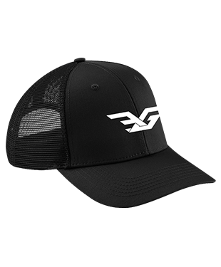 Enjoy Gaming - White Logo - Urbanwear Trucker